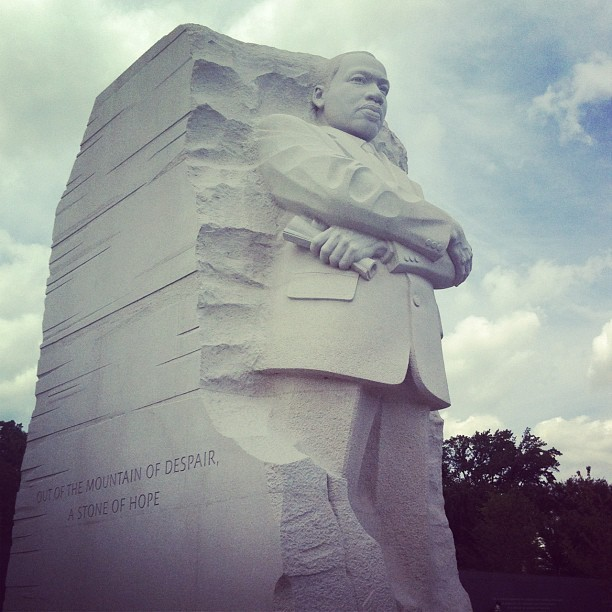 Martin Luther King Memorial, DC!