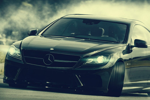 johnny-escobar:  CL65 AMG Benz
