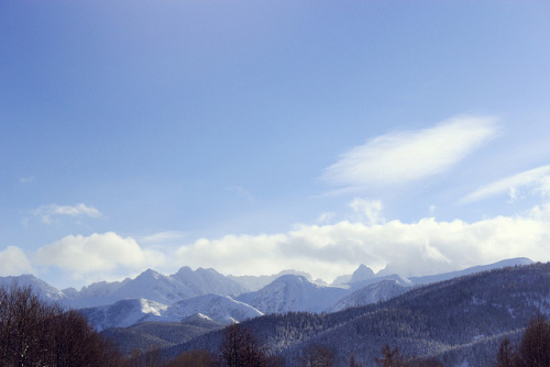 Tatra Mountains on Flickr.