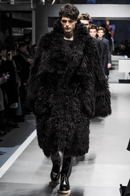 For Me?! Fendi Mens Fall '13