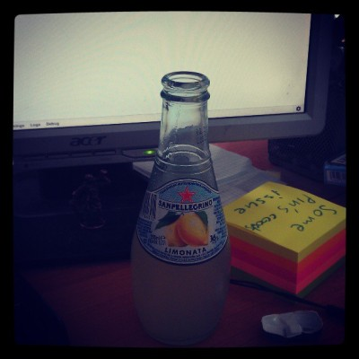 #sanpellegrino #limonata from  (via Vladislav Bezverhiy on instagram)