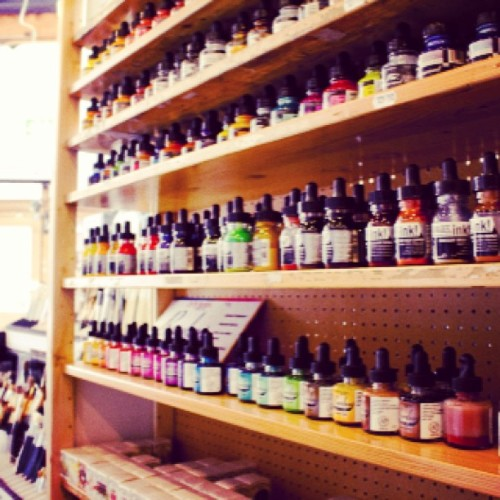 Art shop #art #paint #shop #creative #canon #dslr