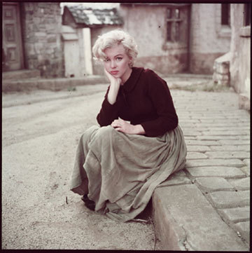 Marilyn Monroe Photo by Milton H. Greene