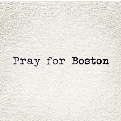 Pray for #Boston and all those affected by this tragic act of terrorism. Cowards fight this way against the innocent. #boston #bostonmarathon #pray #prayer.   (at ESPN Radio)