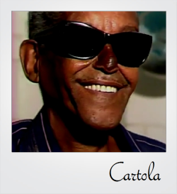 100 favorite people | Cartola [LIST]