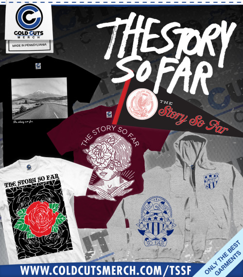 New designs added to our Cold Cuts Merch Store! WWW.COLDCUTSMERCH.COM/TSSF