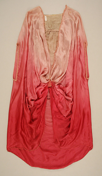 Liberty & Co. Cape | Met Museum | c. 1924-25 Ombre!