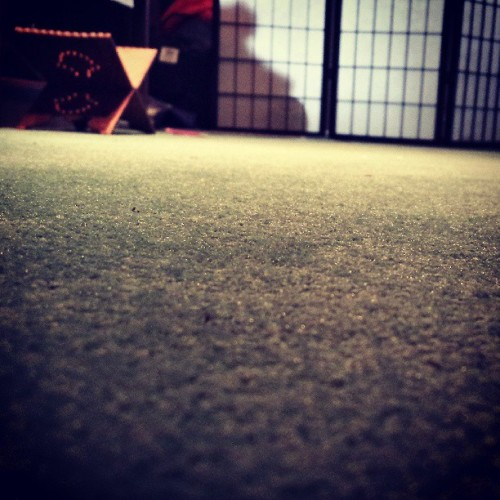 Prayer room (at Stony Brook Union Court View Lounge)