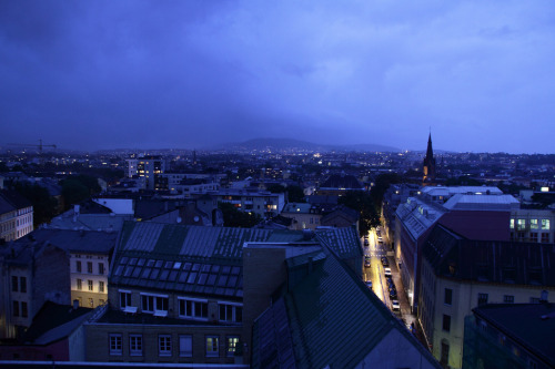 scandinavia34:  OSLO BY NIGHT (by [ I w a n ])