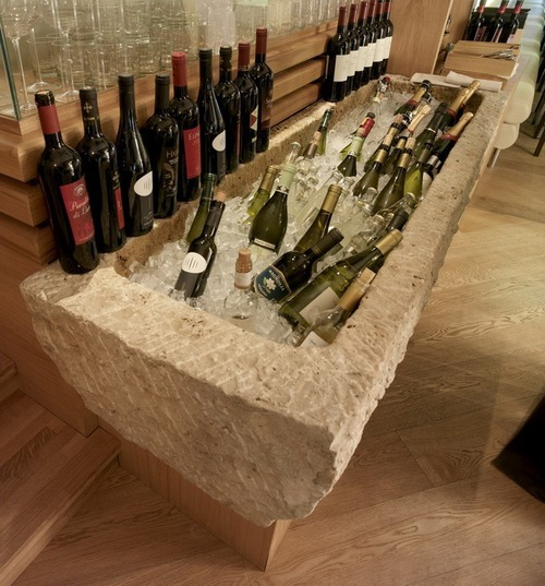 Wine on Ice | via Tumblr on We Heart It. http://weheartit.com/entry/62010614/via/aestheticpleasures