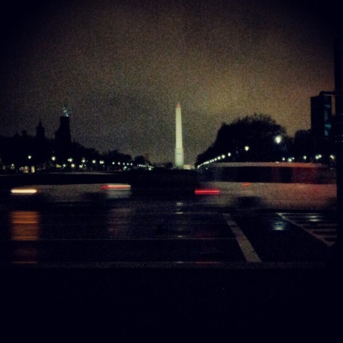 #Washington Monument at night, #DC