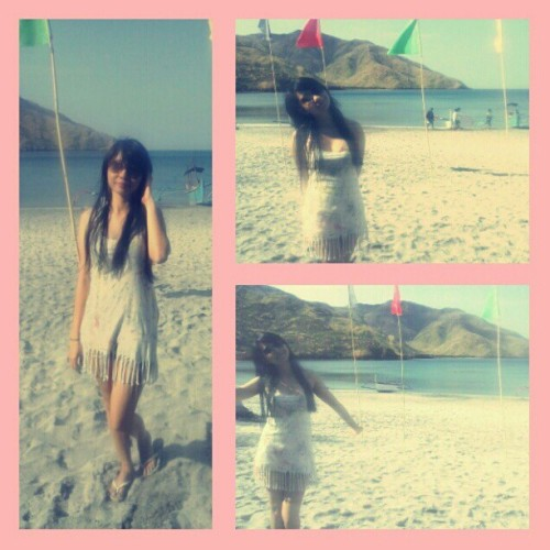 Such a lovely place, such a lovely place~  #nagsasacove #zambales #beach #summer #teambuilding #relaxation #fringe #pinay #igersmanila #igers #instamood #asian