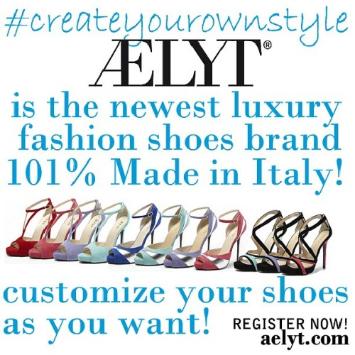 #aelyt #luxury #fashion #shoe #brand #madeinitaly #bespoke #girl #style #swag #shoes #sandals #pumps #peeptoes #platform #heels #instafashion #shopping #want #glamour #design #sneakers #shoesoftheday #sale #ss2013