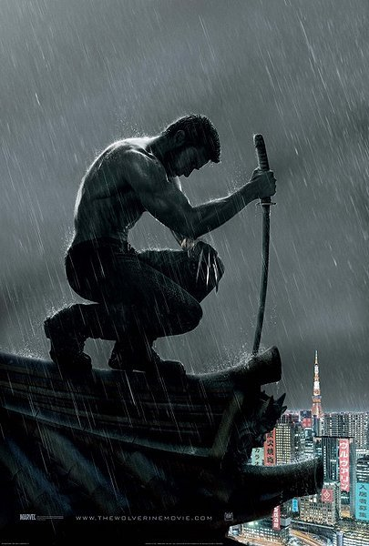 gabrielrain:  The Wolverine - 2013  Please dear god let this movie be tastefully done. Wolverine destorying the tip of the sword in this picture is not a good start.