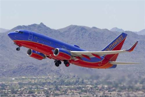 "Southwest fliers can board early — for $40 (Photo: Matt York / AP) Southwest Airlines, known for open seating and boarding passengers in bunches, announced this week that fliers can buy a priority spot in boarding group ""A"" for $40 per flight. Read the complete story."