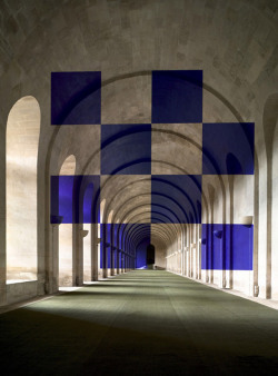"""Orangerie du cha‰teau de Versailles,"" 2006 (Photo by André Morin). varini.org via Laughing Squid, Gwarlingo"