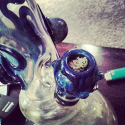 About to get lifted #bong #420 #potheads #smokers #weed #stoners