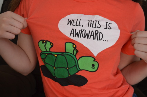aprilwbu:  pretty sure i gave you this shirt maddi(: