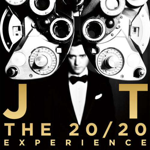 mrcontro:  Love the cover for Justin Timberlake's recent album The 20/20 Experience. Lookin' forward to part two when he releases it!  :)
