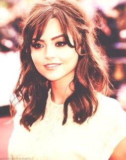 Jenna Louise Coleman @ BAFTA's 2013 (May 12th 2013)