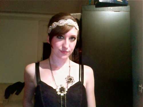 sometimes you go to a great gatsby themed party and its like, yeaaaaah also i was drunk when i typed this.