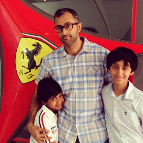Ferrari World #love #instagood #me #tweegram #instamood #picoftheday #instadaily #iphonesia #ferrari #uae #abudhabi #Ferrariworld #instagramhub #bestoftheday #webstagram #picstitch #igdaily #smile #my #life #kids #family  (at Ferrari World عالم فيراري)