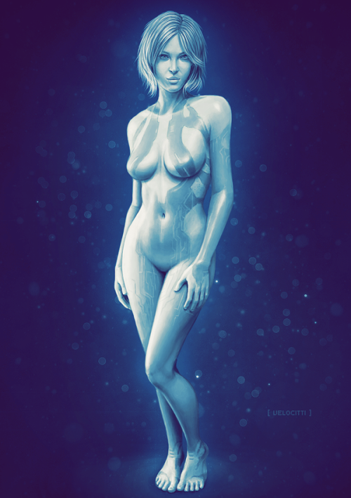 snapshot19:  Cortana by velocitti