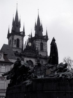 mortisia:  Prague
