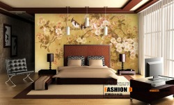 homedesigning:  Exquisite Wall Coverings