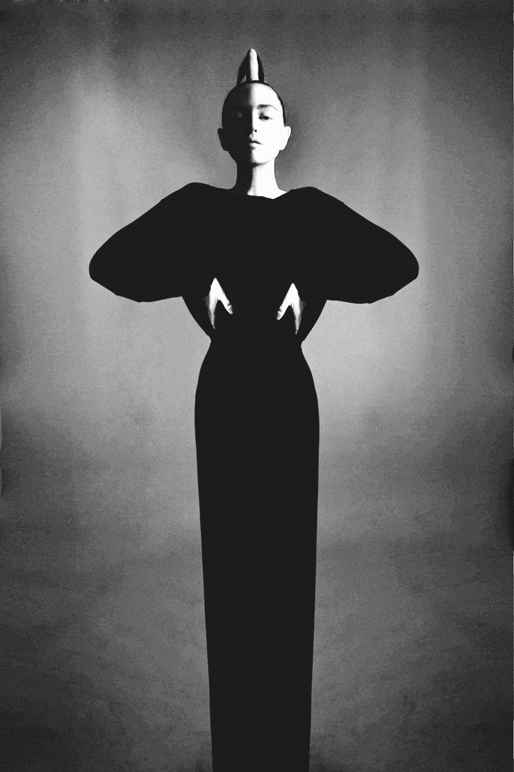 9th:  [THIS WHATEVER A/W 13 SHOT REALLY REMINDS ME OF A SERGE LUTENS IMAGE]