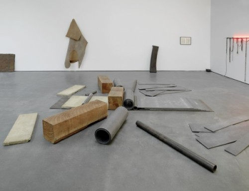 (via Early Work » David Zwirner)