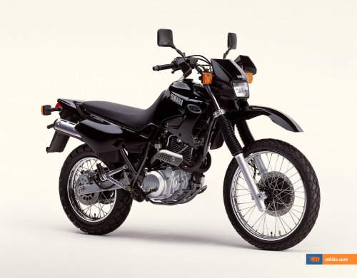 You won't find a more honest workhorse than the Yamaha XT600E.