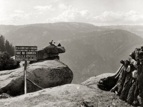 Yosemite National Park National Geographic, 1922