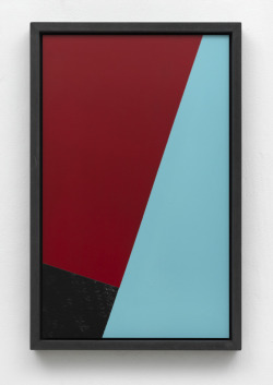heathwest:  Chris SuccoUNTITLED (BETA #5), 2012 B/W photograph, lacquer, aluminum, in artists frame45 x 70 cm