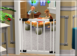 Honeywell shared an awesome baby-gate that works :D