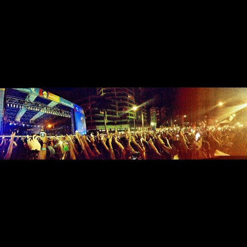 Ed Sheeran 🇬🇧🐾 #sunfest (at Sunfest FPL Stage (South Stage))