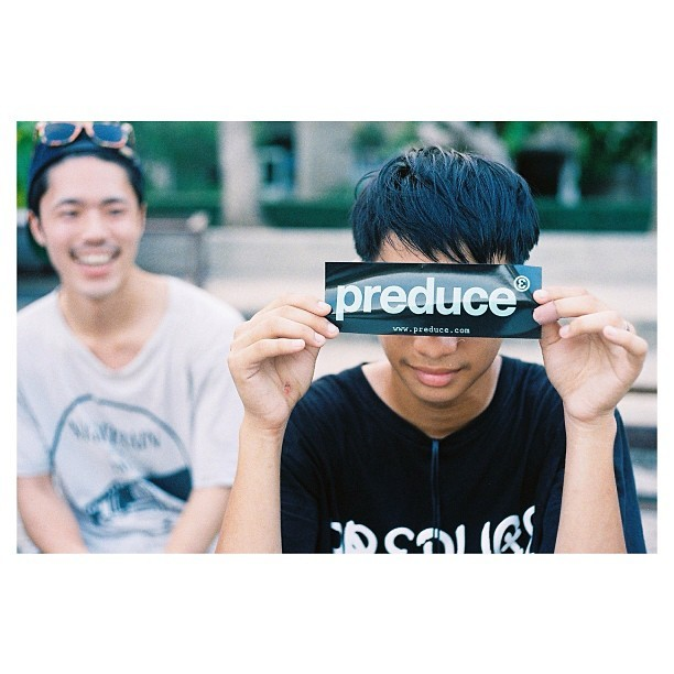 Preduce all day, everyday! Follow us at @preduce_skateboards