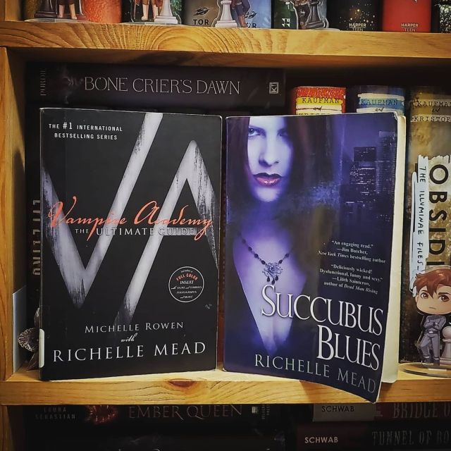 We all have moments of weakness. It's how we recover from them that really counts. - Succubus Blues by @reallyrichelle  ~•~•~•~•~•~•~•~•~•~•~•~•~•~•~•~ Im sure there are more out there, but I am finding so many authors I love that write both YA and adult books. As someone who reads all kinds of genres, this is very exciting! Sometimes I want an epic adventure with angst and drama, often found in YA books. Other times I want some spice and bad words, found more often in adult books. Richelle Mead, Jay Kristoff, Leigh Bardugo, and Sarah J Maas are some of my favorites.  ☆What authors do you like that write YA and adult?☆ ~•~•~•~•~•~•~•~•~•~•~•~•~•~•~•~ #readersofinstagram #bookstagram #bookswelove #bookaholic #booklover #booklife #amazingseries #richellemead #vampireacademy #succubusblues #shelfiesunday #shelfie #yabooks #adultbooks  https://www.instagram.com/p/CO8ypMILBtb/?igshid=11ll7ynxdny38 #readersofinstagram#bookstagram#bookswelove#bookaholic#booklover#booklife#amazingseries#richellemead#vampireacademy#succubusblues#shelfiesunday#shelfie#yabooks#adultbooks