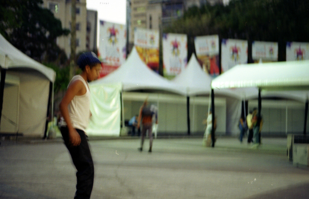 muta espacio on Flickr. existente Caracas  analogue@FiverWeed twitter | flickr | tumblr | blogger | facebook