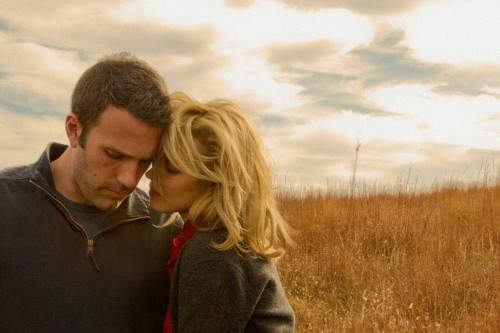 "Still from Terrence Malick's upcoming film, ""To The Wonder""..  Malick's films are the greatest films that most have never seen."