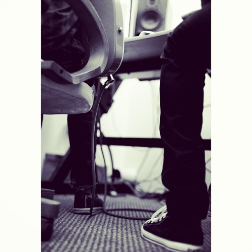 Chucks and Guitar