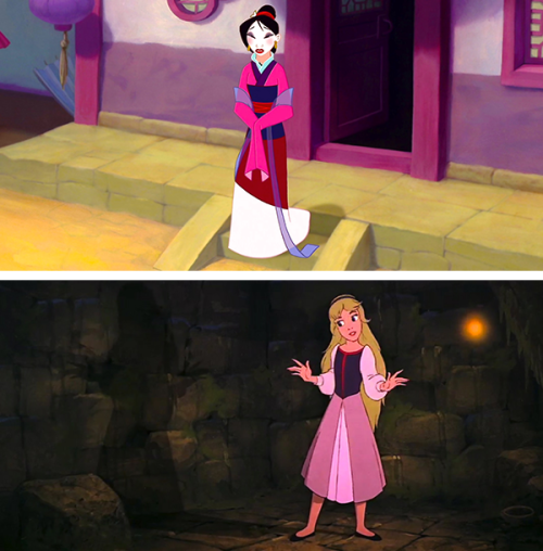 yeah-disneygeek:  Pretty in Pink
