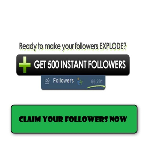followersforall100:  Click Here To Get Your 1000 Tumblr Followers Now!
