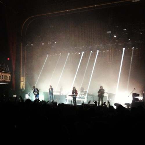 Phoenix at the Tabernacle.  (at The Tabernacle)