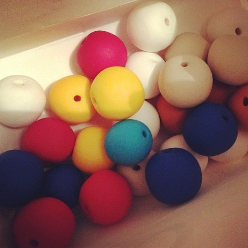 Balls… Lots and lots… Of balls.