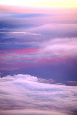 vurtual:  Sunset clouds (by Bahman Farzad)