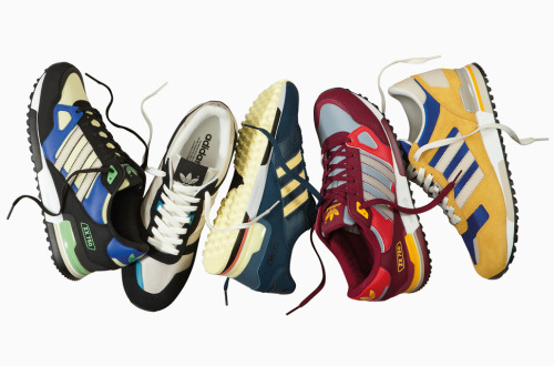adidas Originals Spring 2013 ZX Pack