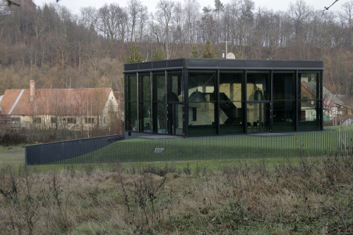 Family House In Pavilniai Regional Park by Architectural Bureau G.Natkevicius & Partners