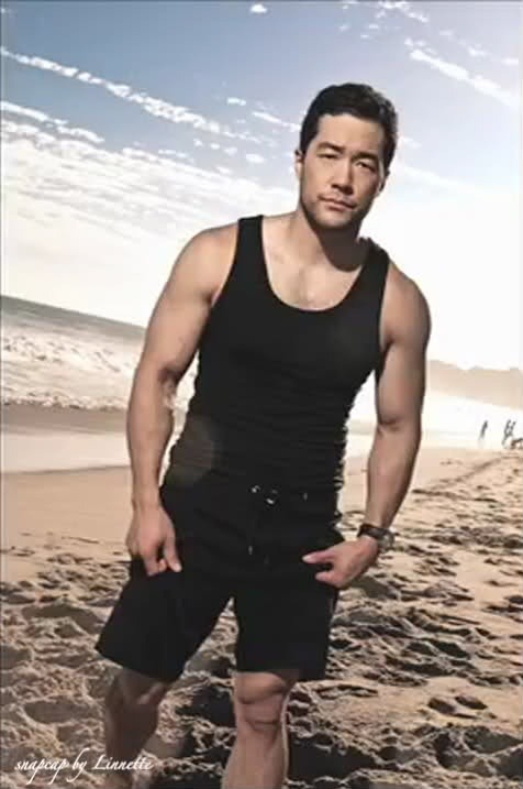 asaventurasdelorenasupelleto:  Tim Kang as Kimball Cho -The Mentalist
