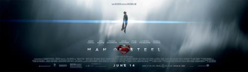 Latest banner for Zack Snyder's Man of Steel.